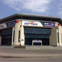 «Баскет-холл» — объект Универсиады-2013
