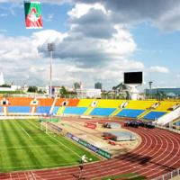 «Центральный стадион» города Казани