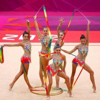 Универсиада – 2013. Художественная гимнастика