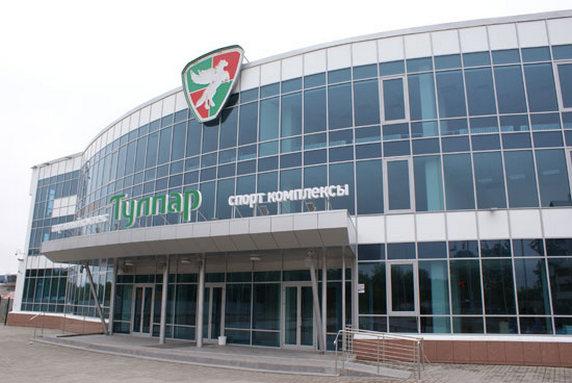 Универсиада 2013. Спортивный комплекс «Тулпар» и его инфраструктура