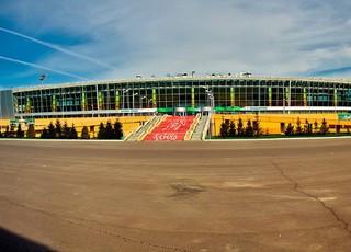 Конно-спортивный комплекс «Казань»