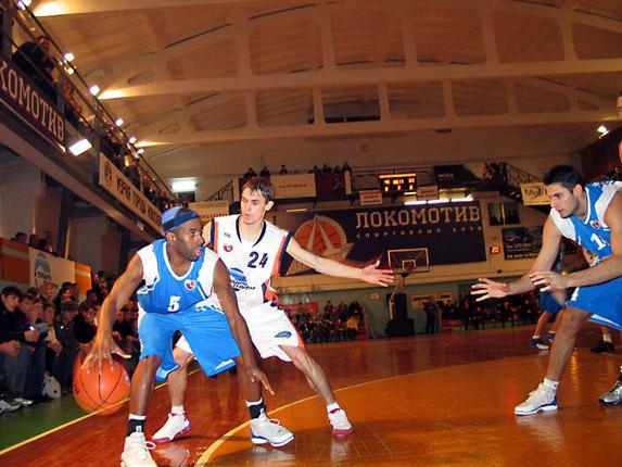 Универсиада – 2013. Баскетбол