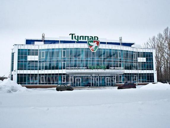 «Тулпар» и его инфраструктура